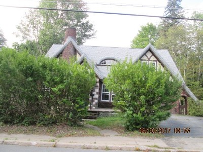 Liberty Single Family Home For Sale: 278 Chestnut St