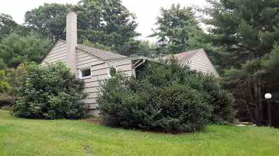 Rock Hill Single Family Home For Sale: 66 Wolf Lake