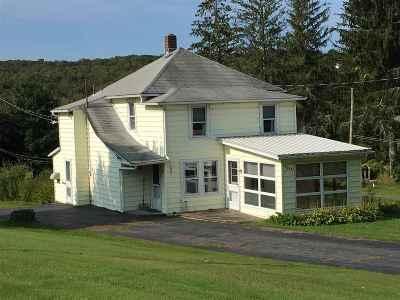 White Sulphur Springs NY Single Family Home For Sale: $69,000