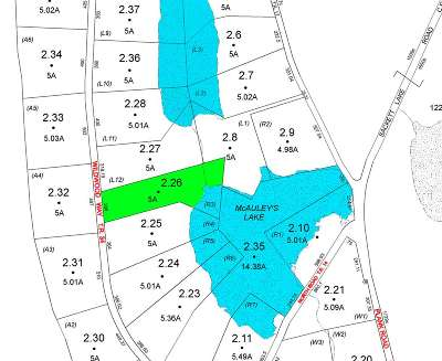 Forestburgh Residential Lots & Land For Sale: (2.26) Wildwood Way