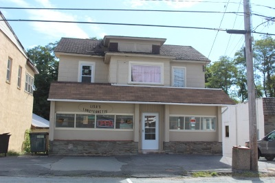 Liberty Commercial For Sale: 323 North Main Street