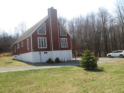 Livingston Manor, Roscoe Single Family Home For Sale: 10 Schleiermacher Rd