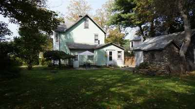Single Family Home For Sale: 86 Firehouse