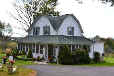 Obernburg NY Single Family Home For Sale: $279,900