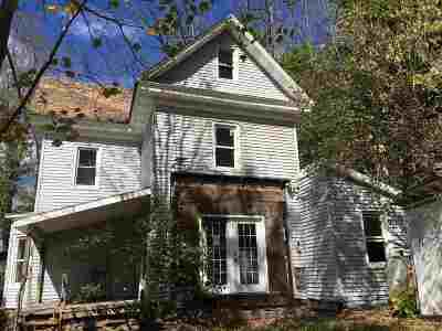 Livingston Manor, Roscoe Single Family Home For Sale: 598 Old Route 17