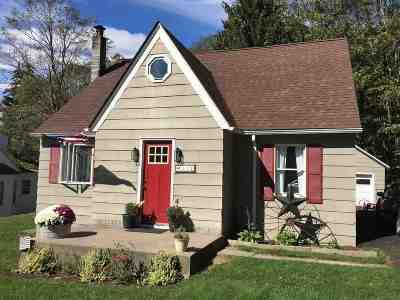 Woodbourne Single Family Home For Sale: 11 Jones Terrace