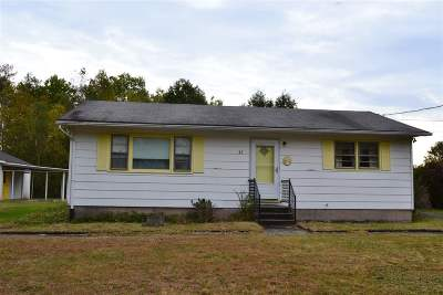 Narrowsburg NY Single Family Home For Sale: $93,000