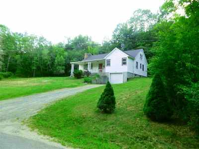 Single Family Home For Sale: 403 Benton Hollow Rd.
