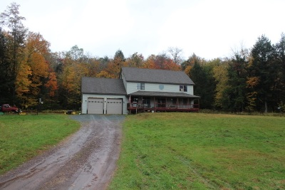 Willowemoc NY Single Family Home For Sale: $275,000