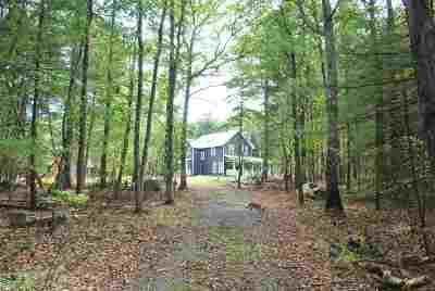 Sullivan County Single Family Home For Sale: 118 York Lake Est. Rd.