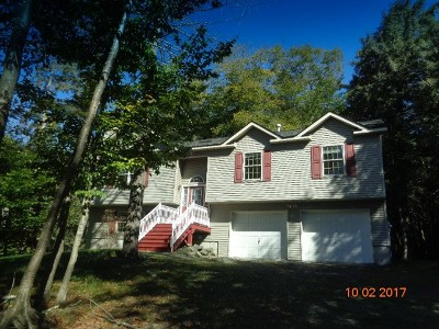 Rock Hill NY Single Family Home Under Contract: $134,500