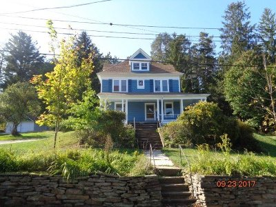 Jeffersonville NY Single Family Home For Sale: $124,400
