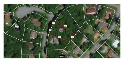Residential Lots & Land For Sale: 1.11 Picadilly Circle