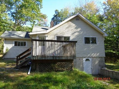 Wurtsboro NY Single Family Home For Sale: $89,900