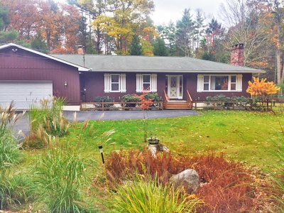 Eldred Single Family Home For Sale: 11 Leavenworth Rd