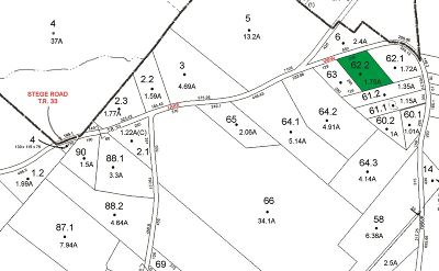 Highland Lake Residential Lots & Land For Sale: 7-1-62.2 Lakeview