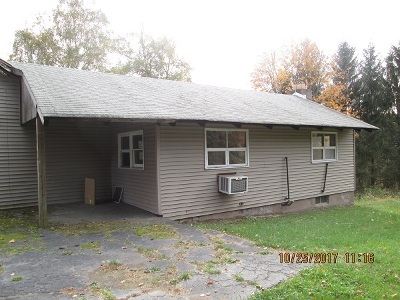 Barryville Single Family Home For Sale: 33 York Lake Rd Ext