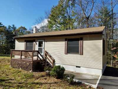 Glen Spey Single Family Home For Sale: 26 Buck Hill Road
