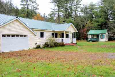 Barryville Single Family Home For Sale: 51 Old Brook