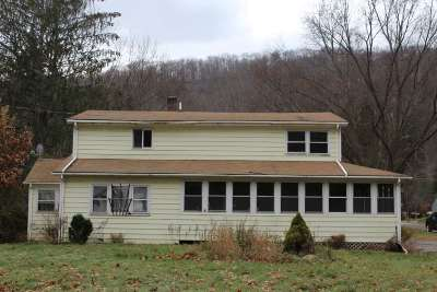 Livingston Manor, Roscoe Single Family Home For Sale: 3 Wilcox