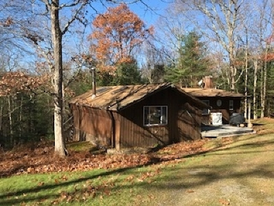 Glen Spey Single Family Home For Sale: 199 Upper Lumber Road