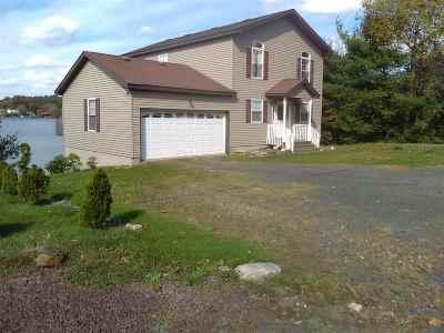Sullivan County Single Family Home For Sale: 191 E Lake Shore Drive