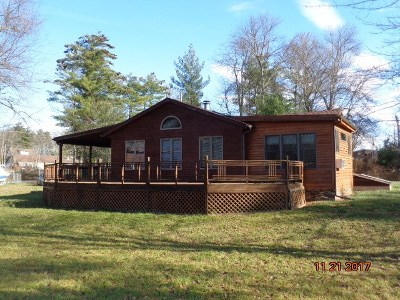 White Lake NY Single Family Home For Sale: $549,000
