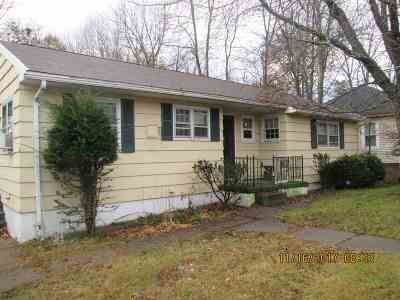 Monticello Single Family Home For Sale: 20 Starr