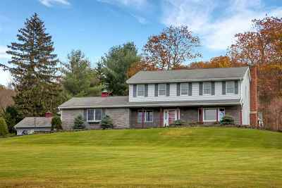 Neversink, Grahamsville, Denning Single Family Home For Sale: 14 Sheeley