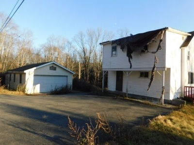 Woodbourne NY Single Family Home For Sale: $24,900