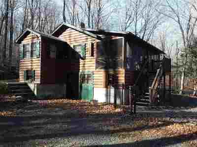 Smallwood NY Single Family Home For Sale: $129,000