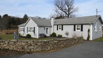 Narrowsburg Single Family Home For Sale: 60 Weber Road