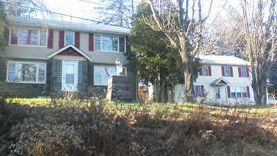 Youngsville, Jeffersonville, Callicoon Single Family Home For Sale: 229 Menges Rd