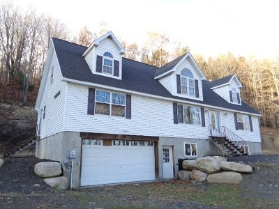 Bloomingburg NY Single Family Home For Sale: $99,800