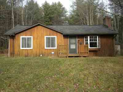 Single Family Home For Sale: 1082 State Route 52