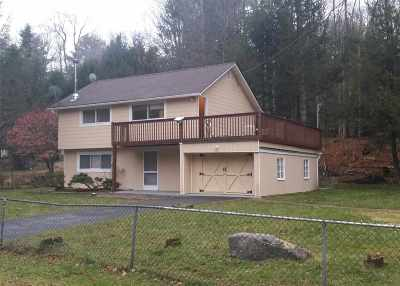 Smallwood NY Single Family Home For Sale: $129,900