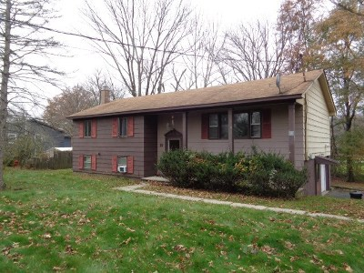 Circleville NY Single Family Home For Sale: $125,000