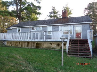 Wurtsboro NY Single Family Home For Sale: $34,900