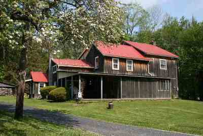 Sullivan County Single Family Home For Sale: 8 Hemlock
