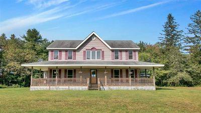 Livingston Manor, Roscoe Single Family Home For Sale: 303 Amber Lake Rd