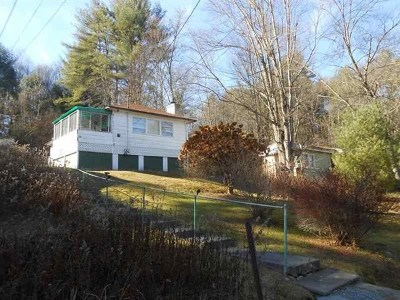 Narrowsburg NY Single Family Home For Sale: $59,000