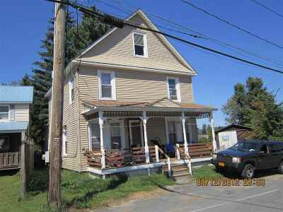 Livingston Manor, Roscoe Multi Family Home For Sale: 102 Main Street