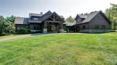 White Lake Single Family Home For Sale: 17 Top Ridge Trail
