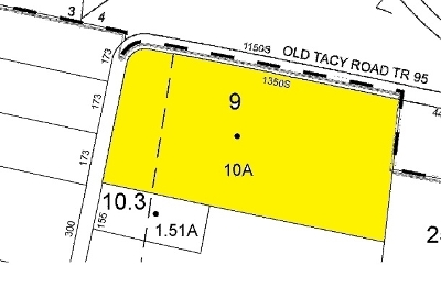 Residential Lots & Land For Sale: Lot 9 Old Tacy Rd.