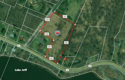 Jeffersonville Residential Lots & Land For Sale: State Route 52