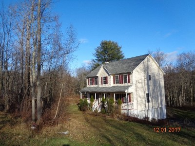 Liberty NY Single Family Home For Sale: $159,900