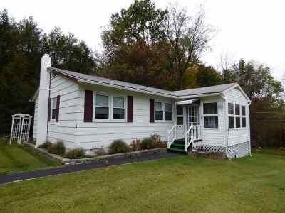 Monticello Single Family Home For Sale: 223 Southwoods