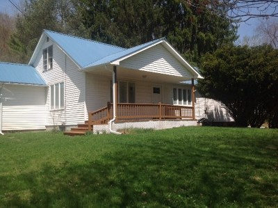 Livingston Manor, Roscoe Single Family Home For Sale: 309 Debruce