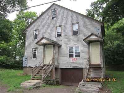 Livingston Manor, Roscoe Multi Family Home For Sale: 546 Route 17