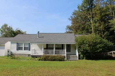 Livingston Manor Single Family Home For Sale: 302 Huber Rd